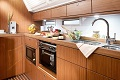 Bavaria 46 Cruiser galley