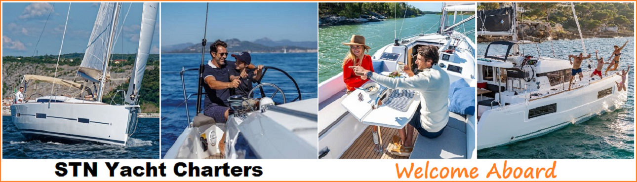 Welcome aboard STN Yacht Charters